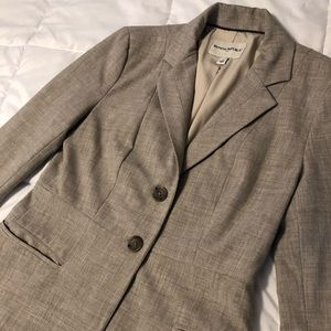 Banana Republic fitted blazer, size 2